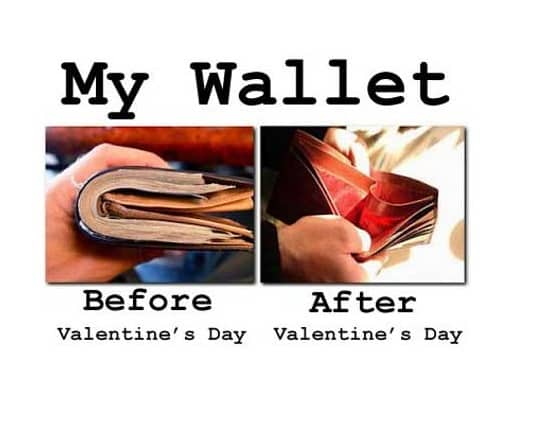 funny valentines day amusing quotes for wallet and meme and funny images quotes shayri.page