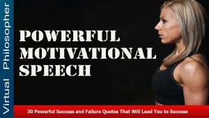 30 Powerful Success and Failure Quotes That Will Lead You to Success (Powerful Motivational Speech)