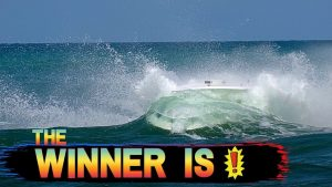 BOAT ALMOST SINK POWERBOAT FAIL #SHORTS | BOAT ZONE