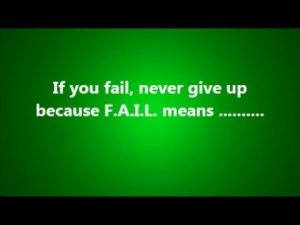 If you Fail never give up…….|| Great Quotes by APJ Abdul Kalam * Motivational quotes in English