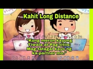 Kahit Long Distance ( Message & Quotes) Love Yurds