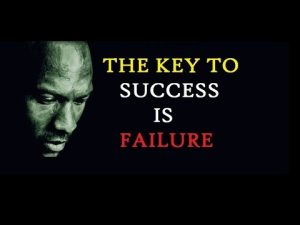 MICHAEL JORDAN: I'VE NEVER BEEN AFRAID TO FAIL – MOTIVATIONAL VIDEOS FOR STUDENTS 👊