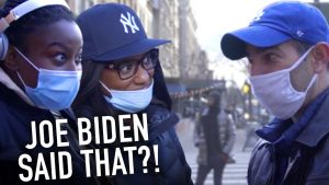 New Yorkers SHOCKED by These REAL Joe Biden Quotes