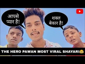 THE HERO PAWAN MOST VIRAL SHAYARI COLLECTION😂