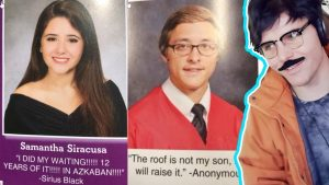 YEARBOOK QUOTES FAIL (Funny Senior Quotes)