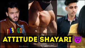 New viral attitude shayari 😈😈 | Attitude shayari 😈😈 | Shayari in hindi 😈😈😈 #35