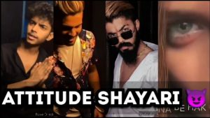 New viral attitude shayari 😈😈 | Attitude shayari 😈😈| Shayari in hindi 😈😈😈 #30