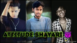 New viral attitude Shayari 👿👿 | Attitude Shayari 👿👿 | Shayari in Hindi 👿👿👿 #40