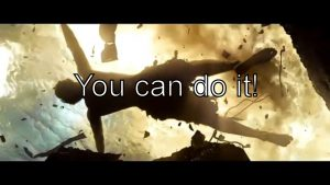 Watch this video when you need some motivation