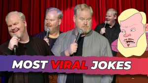 "Top 5 MOST VIRAL Stand-up Jokes from ""Pale Tourist"" Jim Gaffigan"