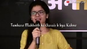 New Heart Touching ❤ Poetry – Nidhi Narwal | Girls 💋 Special Poetry Status