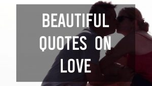 6 Beautiful YA Quotes on Love