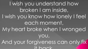 Am Sorry Messages: I hurt you – Reflections on Love, Quotes, Sms, For your lover