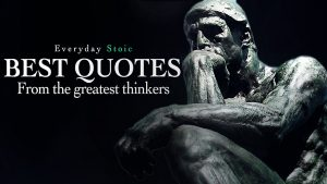 BEST QUOTES – Quotes from the greatest Thinkers