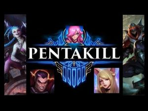 Best Pentakill Quotes… What champions say after scoring a Pentakill.