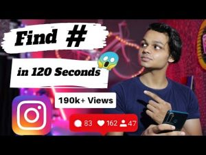 Best way to find working HASHTAGS in 120 Seconds with proof | Instagram Hashtags Strategy 2020