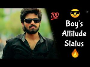😎Boy's🔥Attitude Status Girls💓Impressive Status 😡Mood 💯Off Whatsapp Status