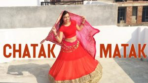 Chatak Matak | Dance video | Dance with Alisha |