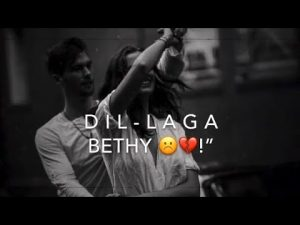 DIL-LAGA BETHY 😟💔!"