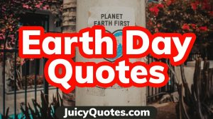 Earth Day Quotes and Sayings – Great Quotes About Earth Day