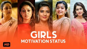 Girls ✨motivational mashup status❤️ Nayanthara inspiration speech video✨Girlsstatus