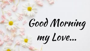 Good Morning my Love, Love Quotes