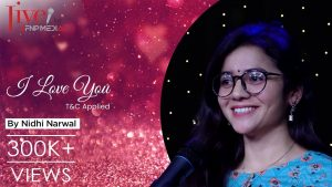 I Love You T&C Applied by Nidhi Narwal | Spoken Word Poetry | Valentine Day Poetry | FNP Media