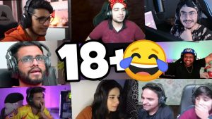 I Sent 18+ Shayari To Famous Indian Streamers! | PART 4 | Sending Funny Superchats w/ Mocha!