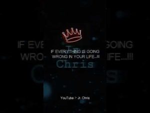 If everything is Going wrong in your life then #wronginlife #youaredoinggreat #short #jr.chris