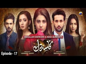 Kasa-e-Dil – Episode 17 || English Subtitle || 22nd February 2021 – HAR PAL GEO