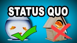Learn English Words: STATUS QUO – Meaning, Vocabulary with Pictures and Examples