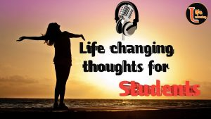 Life changing thoughts for students with audio/ best quotes english shayari/ motivational video #L2L