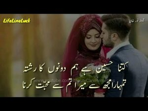 Mohabbat, Piyar Aur Husn-e-Yaar | 2 Lines Heart Touching Love Poetry | Urdu, Hindi Shayari
