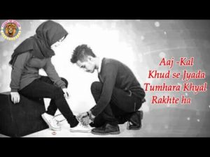🤼‍♀️New Romantic Shayari in Hindi WhatsApp Status💞 Romantic Love Shayari WhatsApp Status