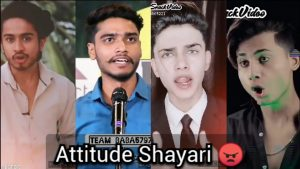 New viral attitude shayari 😈😈 | Attitude shayari 😈😈 | Shayari in hindi 😈😈😈 #33