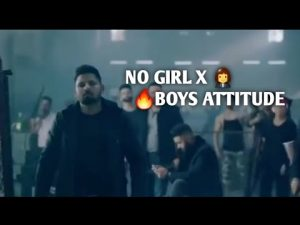 No girl ❌single boys entry attitude 🔥boys ignore attitude status🔥what's status