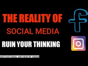 REALITY OF SOCIAL MEDIA | Motivational video in hindi |Motivational quotes| aman smart support