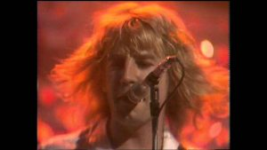 STATUS QUO Rockers Rollin' – CountDown performance circa. 1977. Stereo. PAL. 16:9 transfer