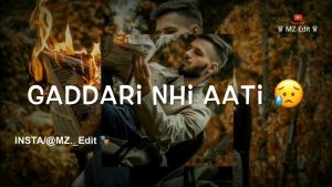 😎 Sad Attitude Boy Whatsapp Shayari Status 2020 | Attitude Status | Urdu Peotry | MZ Edit