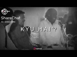 Sharechat video Rahat Indori Shayari