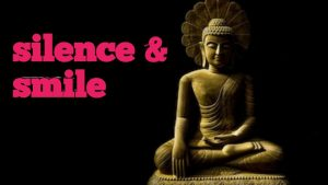 Silence & Smile || Buddha motivational quotes || What's app status motivational videos.