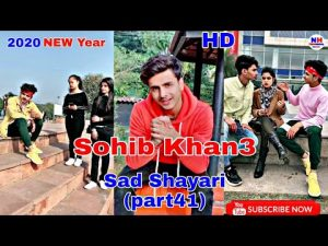 Sohib Khan3 (TikTok)Sad Shayari (part41)2020 viral (Star Team)