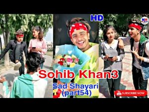 Sohib Khan3 (TikTok)Sad Shayari (part54)2020 New video viral (Star Team)