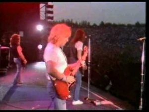 Status Quo — Dirty Water – Live 1984