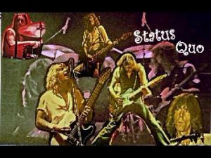 Status Quo – Dog Of Two Head – 1971