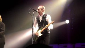 Status Quo Mean Girl/Softer Ride Wembley Arena London 11:e dec 2010