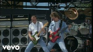 Status Quo – Rockin' All Over The World (Live)