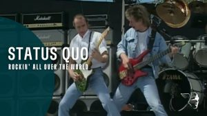 Status Quo – Rockin' All Over The World (Live At Knebworth)