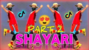 TIk Tok Free Fire Shayari Video Part 2 || Free Fire Shayari || Tik Tok Shayari Video 🖤