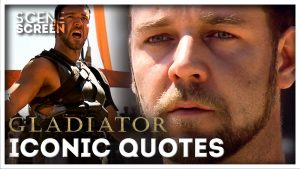 The Most Iconic Quotes From Gladiator | Gladiator | SceneScreen